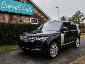 2015 Land Rover Range Rover Supercharged in Wilmington, North Carolina