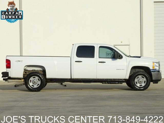 2014 Chevrolet Silverado 2500HD Work Truck 4x4 in Houston, Texas