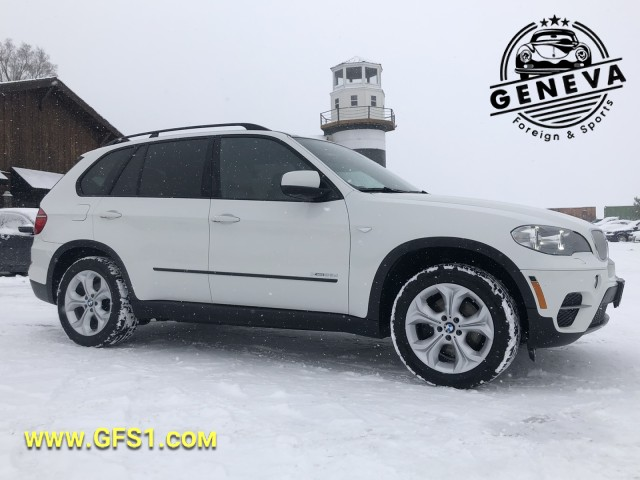Used 2013 BMW X5 xDrive35d
