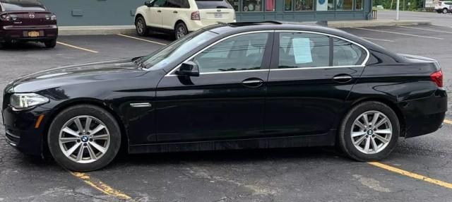 Used 2014 BMW 5 Series 528i xDrive Sedan for sale in Geneva NY