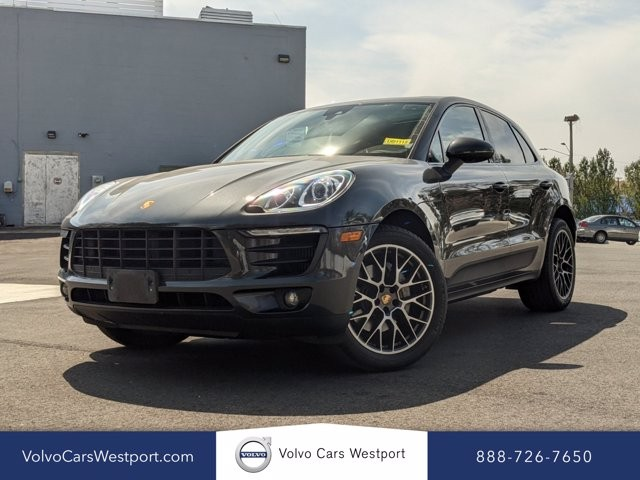 Used Porsche Macan Westport Ct