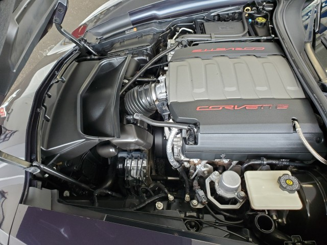Pre-Owned 2014 Chevrolet Corvette Stingray Z51 2LT