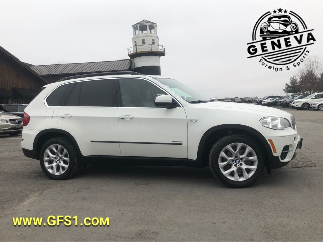 Used 2013 BMW X5 xDrive35i SUV for sale in Geneva NY