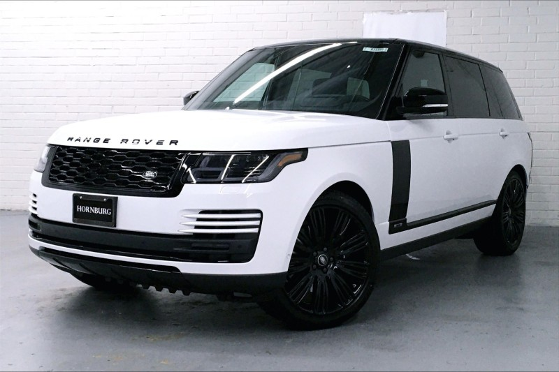 New 2021 Land Rover Range Rover P525 Westminster