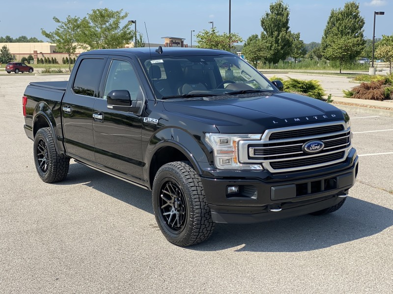 2019 Ford F-150 Limited in Chesterfield, Missouri
