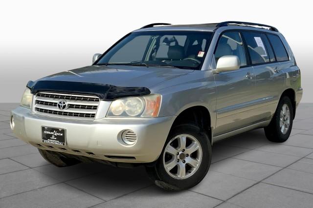 Used 2001 Toyota Highlander