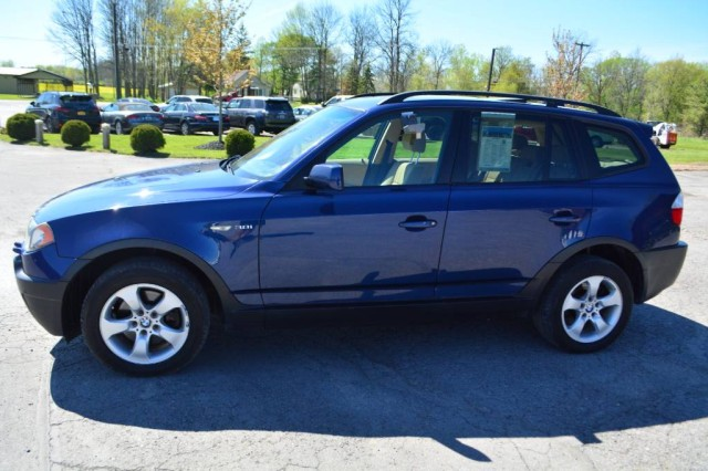 Used 2005 BMW X3 3.0i SUV for sale in Geneva NY