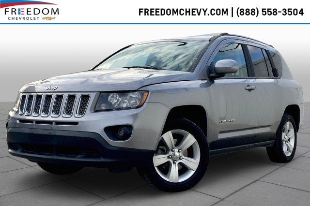Pre-Owned 2016 Jeep Compass Latitude 4WD SUV