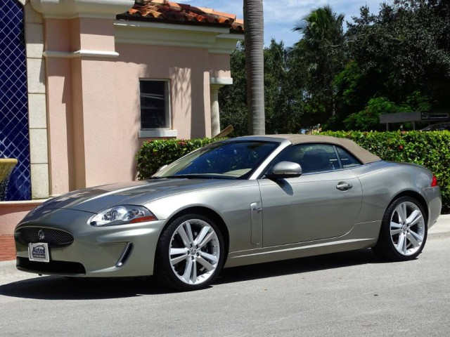 2011 Jaguar XK  in West Palm Beach, Florida