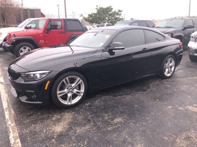 2018 BMW 4 Series 430i in Ft. Worth, Texas