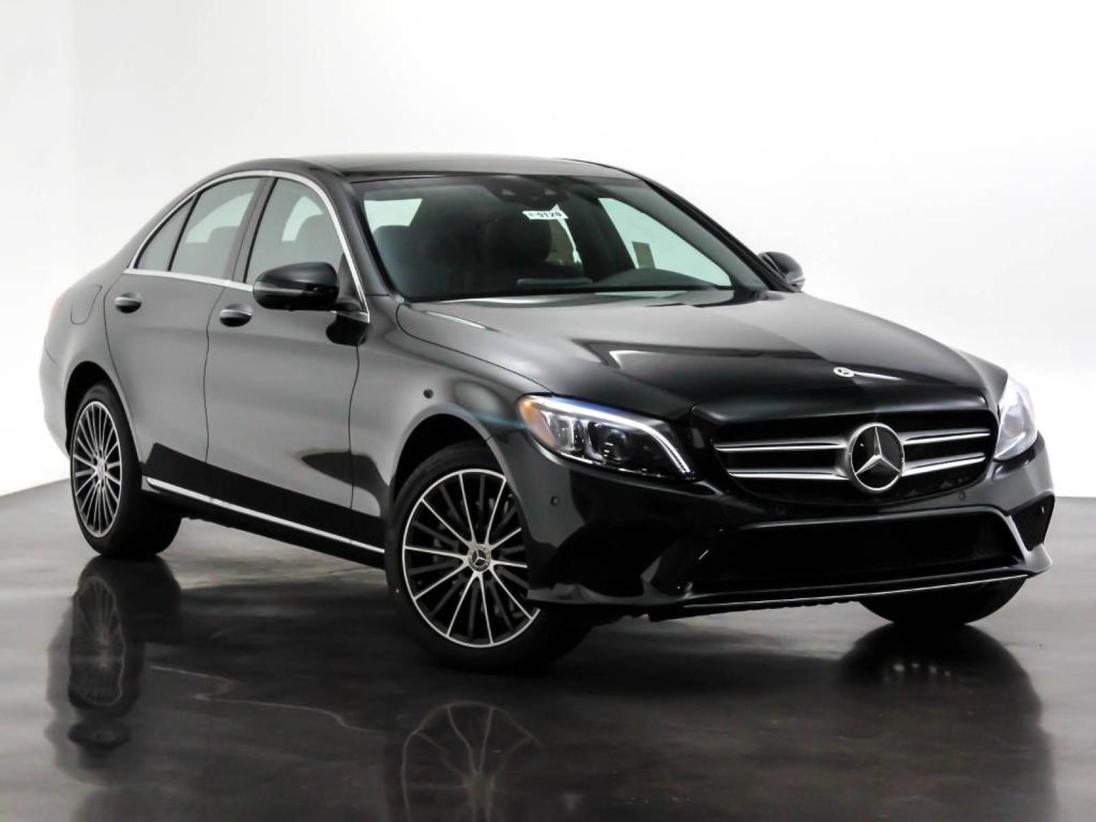 New 2019 Mercedes-Benz C-Class C 300