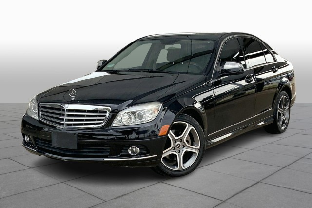 Used 2009 Mercedes-Benz C-Class