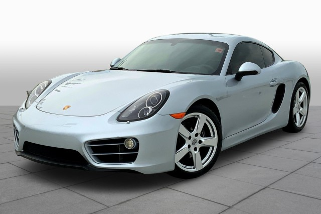 Used 2014 Porsche Cayman