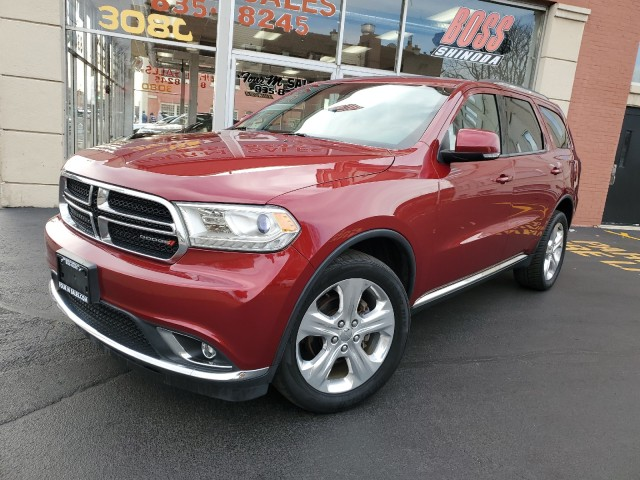 2014 Dodge Durango Limited in Buffalo, New York