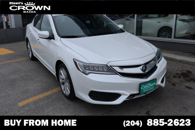 Pre-Owned 2017 Acura ILX Premium **Bought At Crown**