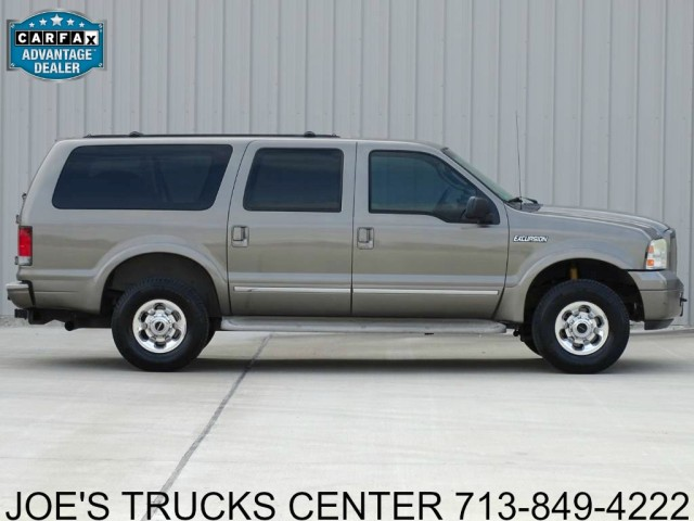2005 Ford Excursion Limited 4x4 in Houston, Texas