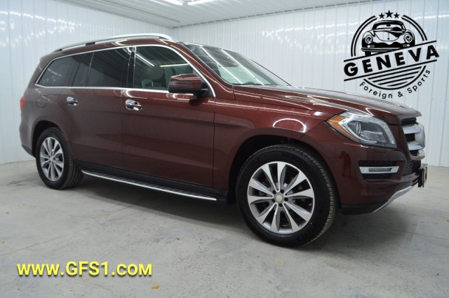 Used 2015 Mercedes-Benz GL-Class GL 450 SUV for sale in Geneva NY