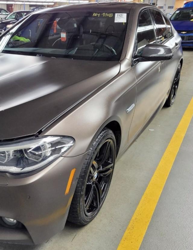 Used 2015 BMW 5 Series 550i xDrive Sedan for sale in Geneva NY