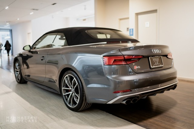 2018 Audi S5 Cabriolet For Sale