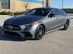 2019 Mercedes-Benz CLS AMG CLS 53 S in Chesterfield, Missouri