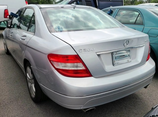 Used 2008 Mercedes-Benz C-Class 3.0L Luxury Sedan for sale in Geneva NY