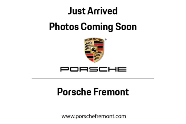 Pre-Owned 2018 Porsche Panamera