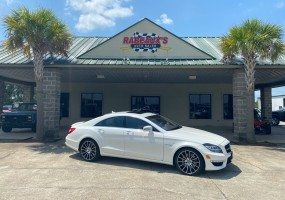 2012 Mercedes-Benz CLS-Class CLS 63 AMG in Lafayette, Louisiana