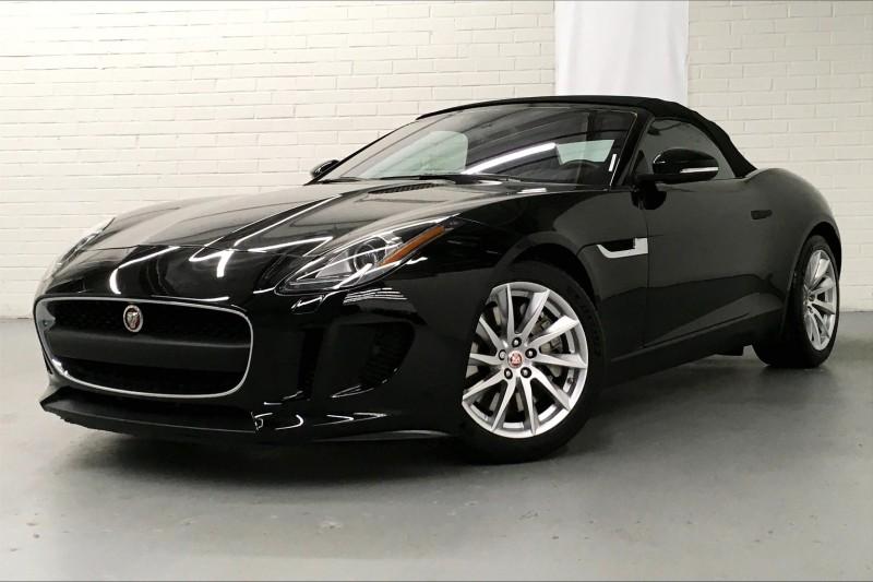 Certified Pre-Owned 2017 Jaguar F-TYPE Convertible