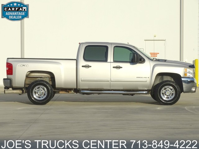 2007 Chevrolet Silverado 2500HD LT 4x4 in Houston, Texas