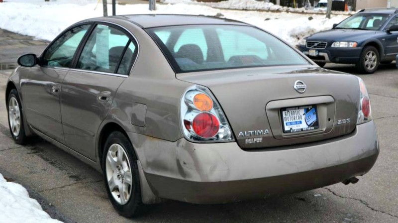 2003 Nissan Altima  in Wiscasset, ME