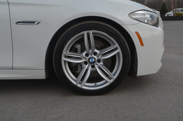 Used 2014 BMW 5 Series 535i Sedan for sale in Geneva NY
