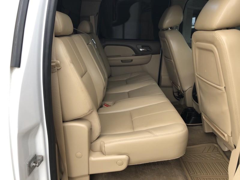 2013 Chevrolet Silverado 2500HD Crew Cab 4WD LTZ in Lafayette, Louisiana