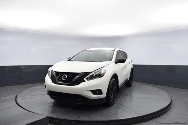 used 2018 Nissan Murano SL