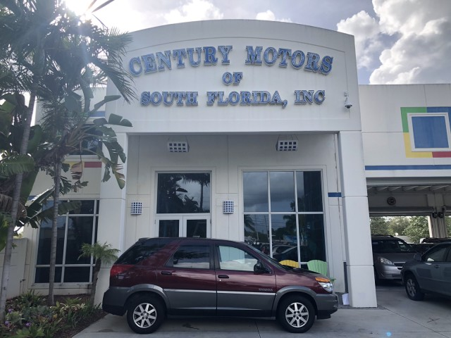 2002 Buick Rendezvous CX Heated Leather Seats 3rd Row 7 Passenger in pompano beach, Florida