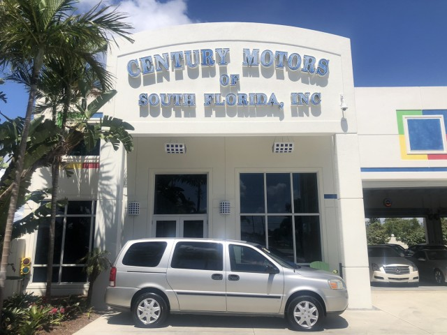 2006 Chevrolet Uplander LS no accidents warranty included in pompano beach, Florida
