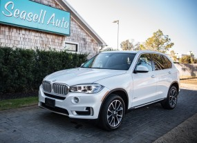2016 BMW X5 xDrive35i in Wilmington, North Carolina