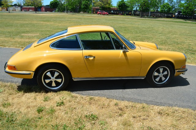Used 1969 Porsche 911S Original 1 Owner   for sale in Geneva NY