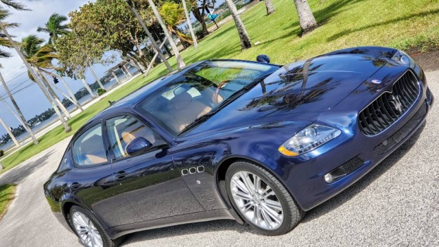 2011 Maserati Quattroporte S in West Palm Beach, Florida