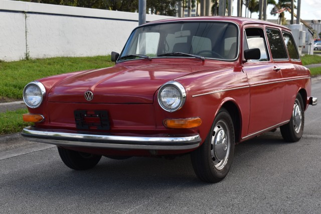 1971 Volkswagen Type III  in West Palm Beach, Florida
