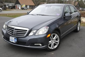 2010 Mercedes-Benz E-Class E 350 Luxury in Wiscasset, ME