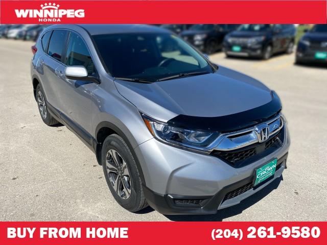 Certified Pre-Owned 2019 Honda CR-V LX / Certified / Bluetooth / Heated seats / 7 year warranty