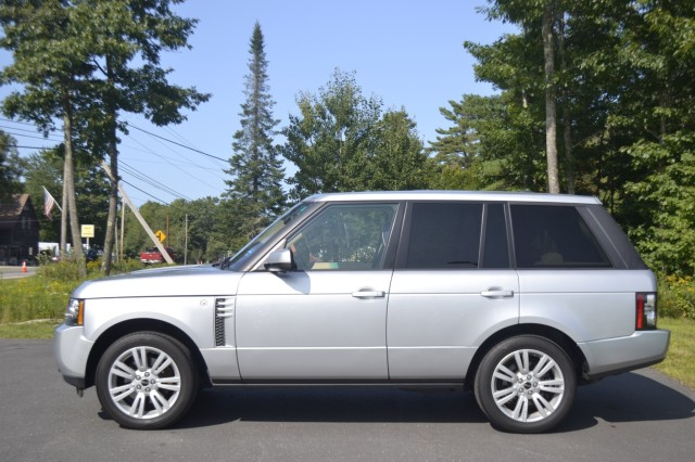 2012 Land Rover Range Rover HSE LUX in Wiscasset, ME