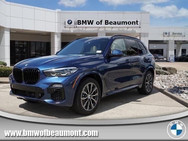 New 2021 BMW X5 sDrive40i