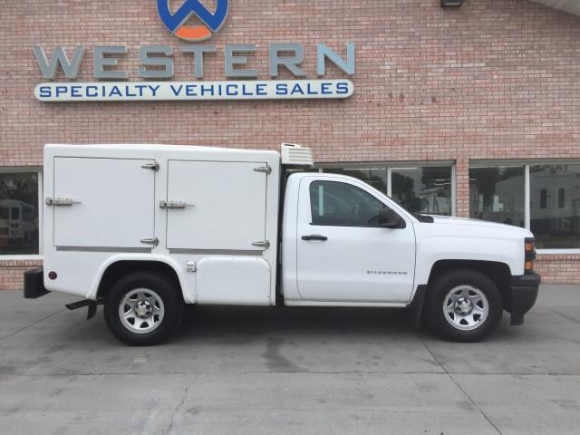 2015 Chevrolet Silverado 1500 Reefer Delivery