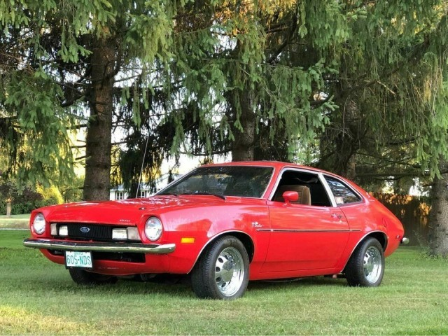 1972 Ford Pinto  in West Palm Beach, Florida