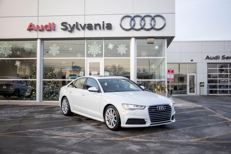 Certified Pre-Owned 2018 Audi A6 Premium Plus