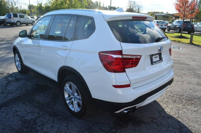 Used 2017 BMW X3 xDrive35i SUV for sale in Geneva NY