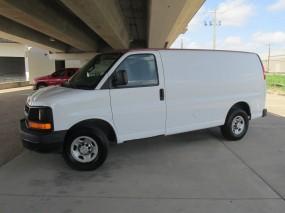 2016 Chevrolet Express Cargo Van 2500  in Farmers Branch, Texas