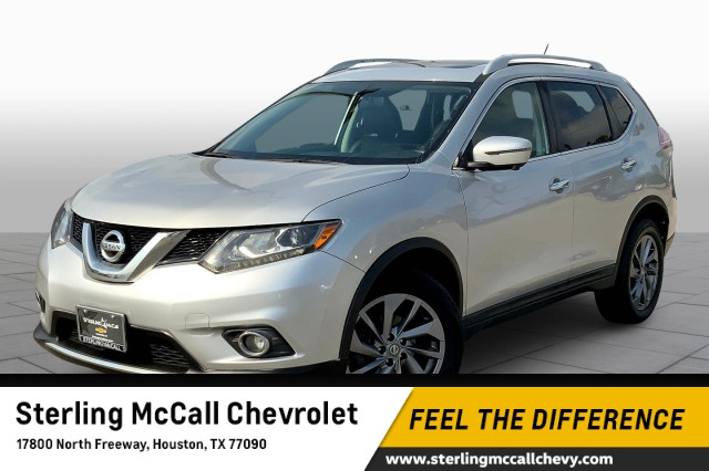 2016 Nissan Rogue SL *** PREMIUM PACKAGE!!! BOSE, NAVIGATION, 360 CAMERA!!!****