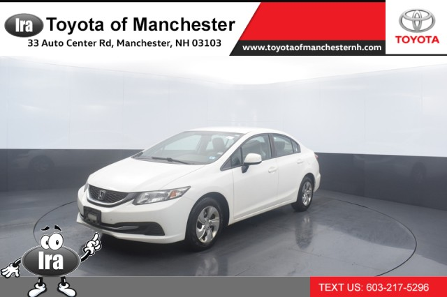 Used 2013 Honda Civic Sdn